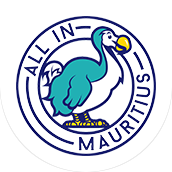 All in Mauritius: logo